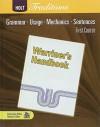 Warriner's Handbook, First Course - John E. Warriner