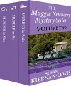 The Maggie Newberry Mysteries: 4,5,6 (The Maggie Newberry Mystery Series Box Set Book 2) - Susan Kiernan-Lewis