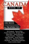 Canada Book of Decrees and Prophecies - Faytene Grasseschi