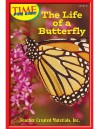 The Life of a Butterfly Level 5 (Early Readers from Time for Kids) - Teacher Created Materials Inc, Dona Herweck Rice