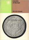 Coins Of Europe - R.A.G. Carson