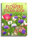 Flowers (Usborne Sticker Books) - Phillip Clarke, Joyce Bee