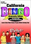 California Bingo: Biography Edition - Carole Marsh