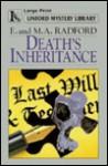 Death's Inheritance - Edwin Radford, M.A. Radford