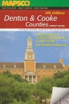 Mapsco Denton & Cooke Counties Street Guide: Including Denton, Lewisville and Gainesville - Mapsco Inc