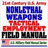 21st Century U.S. Army Tactical Employment Of Nonlethal Weapons Field Manual (Fm 3 22.40) Batons, Stun Grenades, Rubber Bullets, Pepper Spray - United States Department of Defense
