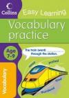 Vocab. Age 7-9 - Sarah Lindsay