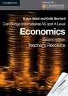 Cambridge International as and a Level Economics Teacher's Resource CD-ROM - Susan Grant, Colin Bamford