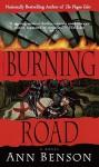 The Burning Road - Ann Benson