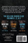 The Hellfire Riders, Volumes 1-3: Wanting It All, Taking It All, Having It All (The Motorcycle Clubs) - Kati Wilde