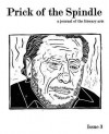Prick of the Spindle Print Edition - Issue 3 - Cynthia Reeser