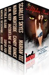 The Alpha Pack: Ten Fated Mates Hunted by Their Alphas (Shameless Book Bundles 2) - Marian Tee, Scarlett Skyes, Sofia Fox, J.M. Keep, Candy Dance, Jacqueline D Cirque, Nadia Nightside, Natalie Deschain, Petrea Algar, Roxie Noir