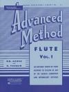 Rubank Advanced Method: Flute, Vol. I - William Gower