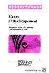Genre Et Diveloppement. Analyse de La Place Des Femmes. Une Expirience Au Sahel - Bit