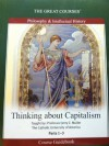 Thinking About Capitalism - Great Courses - Jerry Z. Muller