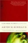 A Season in Hell/Illuminations - Arthur Rimbaud, Wyatt Alexander Mason