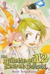 The Palette of 12 Secret Colors, Volume 1 - Nari Kusakawa