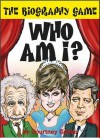 Who Am I: The Biography Game - Courtney Cooke, Bruce Lansky