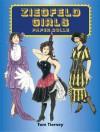 Ziegfeld Girls Paper Dolls - Tom Tierney