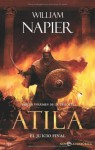 Atila III - el juicio final: 3 (Novela Historica(la Esfera)) (Spanish Edition) - William Napier