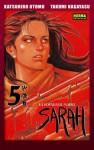 La Leyenda de Madre Sarah, No. 5 - Katsuhiro Otomo, Takumi Nagayasu