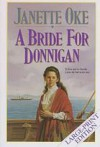 Bride for Donnigan - Janette Oke