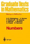 Numbers (Graduate Texts in Mathematics / Readings in Mathematics) - Heinz-Dieter Ebbinghaus