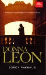 Sokea rakkaus (Komisario Brunetti, # 11) - Donna Leon