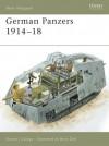 German Panzers 1914 - 18 - Steven J. Zaloga, Brian Delf