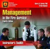 Itk- Management in the Fire Service 4e Instructor Toolkit - NFPA (National Fire Prevention Associati