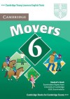 Cambridge Movers 6, Student's Book - Cambridge University Press