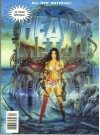 Heavy Metal 20 Year Special, Volume 11 , Number 2, Fall 1997 - Lurene Haines, Moebius, Bilal, Jeff Smith, Bo Hampton, Philippe Caza, Dave Sim, Scott Hampton, Mike Ploog, et al Joe Kubert, Luis Royo (cover.pinup), Dave Dorman, William Stout, Jeff Jones, Jon J. Muth, Julie Bell, Milo Manara, Mike Allred, John Severins, et al Olivia