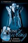 Fortune Brawling - Hunter S. Jones, Jennifer Theriot, BZ Hercules, LLPix Design, Robin Ludwig