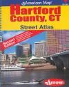 Hartford County CT Atlas - Arrow Map Inc