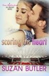 Scoring His Heart - Suzan Butler