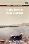 In the Days of Poor Richard - Irving Bacheller