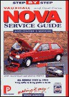Vauxhall Nova 1983-93 - Chilton Automotive Books, Lindsay Porter, Andy Macquillan