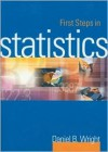 First Steps in Statistics - Daniel B. Wright