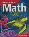 Harcourt Math: California Edition: Chapters 1-30, Grade 4 Pupils - Evan M. Maletsky