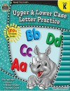 Ready Set Learn: Upper and Lower Case (Grade K) - Teacher Created Resources