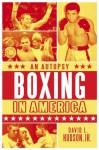Boxing in America - David L. Hudson Jr.