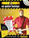 Crash Course on Guitar Tunings: The Essential Guide for All Guitarists - Joe Bennett, Hal Leonard Publishing Corporation