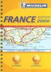 Michelin 2006 Atlas Routier France (Michelin France Atlas (Mini Spiral)) - Michelin Travel Publications