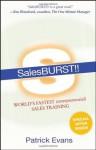 SalesBURST!!: World's Fastest (entrepreneurial) Sales Training - Patrick Evans