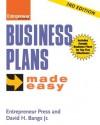 Business Plans Made Easy (Entrepreneur Made Easy Series) - Entrepreneur Press