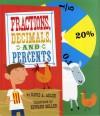 Fractions, Decimals, and Percents - David A. Adler, Edward Miller