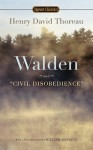 Walden and Civil Disobedience - Henry David Thoreau, W.S. Merwin, William Howarth