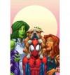 Marvel Adventures Spider-Man & The Avengers - Paul Tobin, Marcelo Dichiara