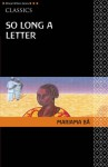So Long a Letter - Mariama Bâ