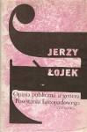 Opinia publiczna a geneza Powstania Listopadowego - Jerzy Łojek
